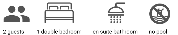 Icons for Le Mazet, 4-star holiday cottage in the Dordogne
