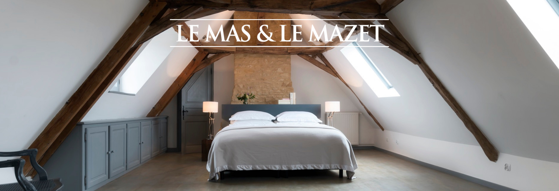 Le Mas & Le Mazet - luxurious holiday homes in the Dordogne