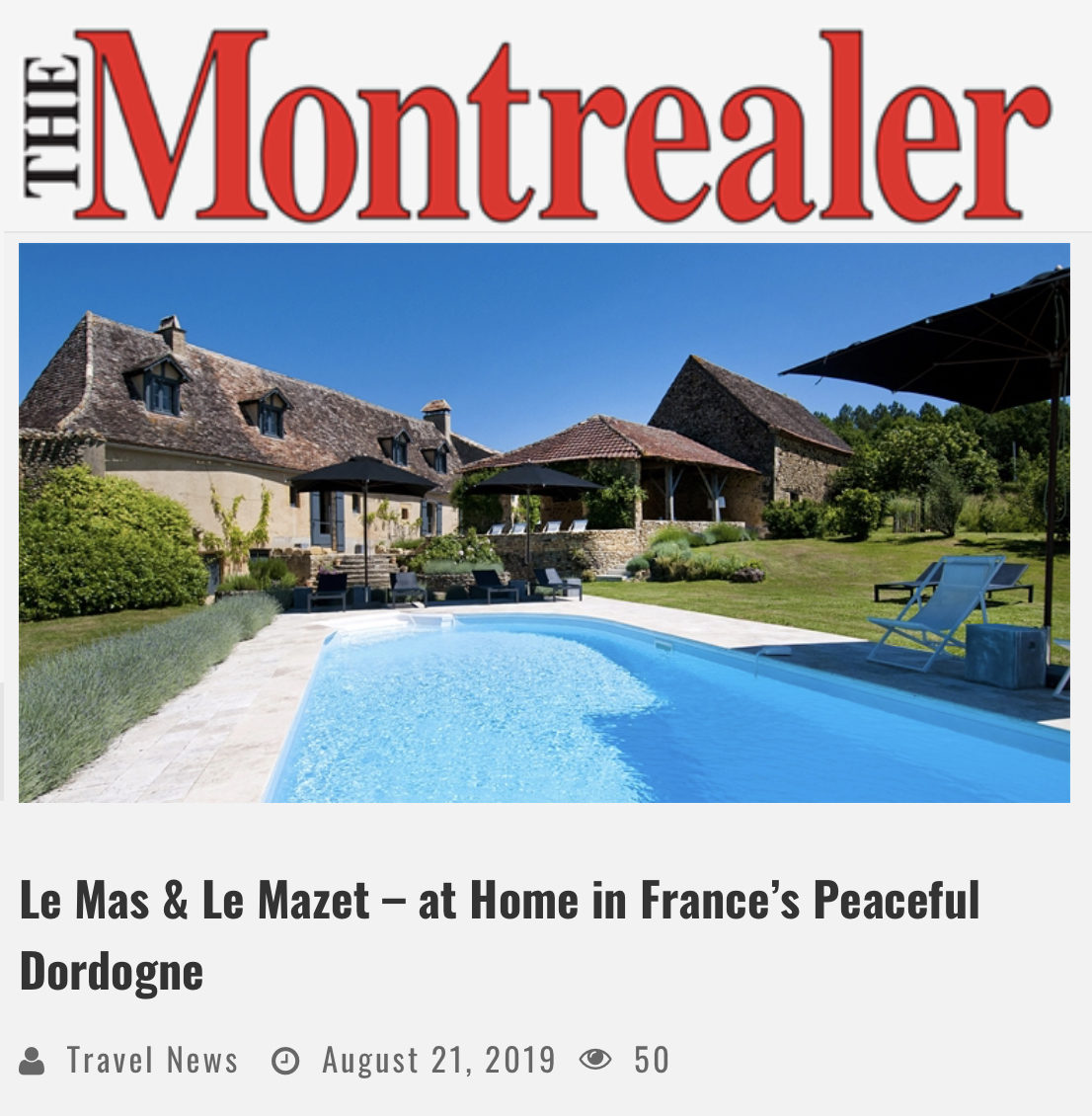 The Montrealer, August 2019