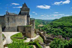 Castelnaud chateau dordogne Périgord