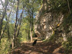 walk hike Dordogne Périgord