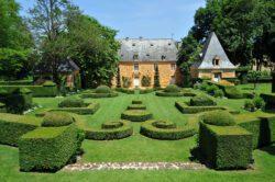 eyrignac dordogne Périgord garden